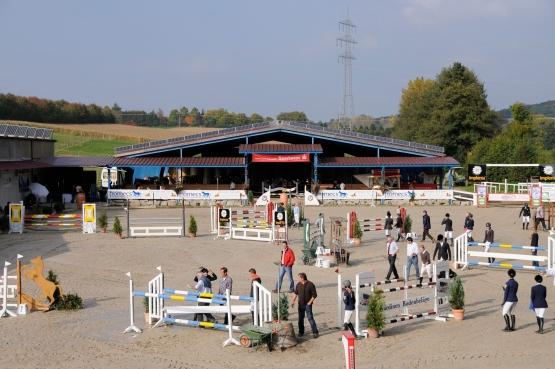 CONCOURS EN ALLEMAGNE AU HOFGUT KALTENHERBERGE  DU 21. - 23.09.2012